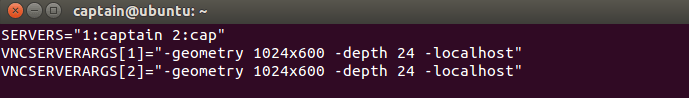 проксирование vnc-server на localhost